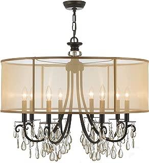 Best bronze chandelier with crystals Reviews