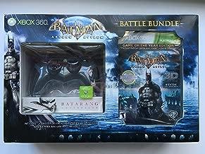 Batman Arkham Asylum Battle Bundle