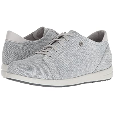 Wolky Kinetic (Off-White/Gray Chubera Suede) Women