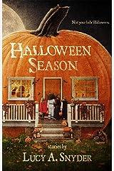 Halloween Season Kindle Edition