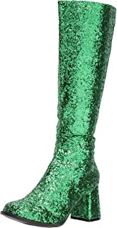 Ellie Shoes Women's Gogo-g Boot, Green, 6 US/6 M US