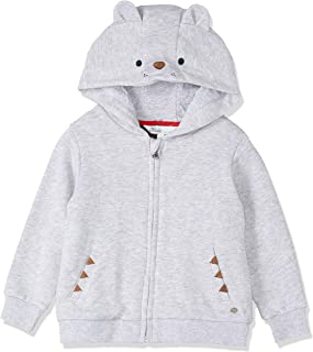 Bebe Baby Oskar Bear Hooded Jacket