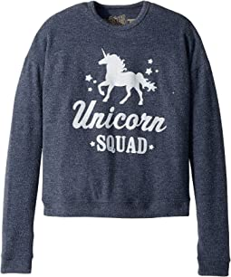 Unicorn Squad Super Soft Haaci Pullover (Big Kids)