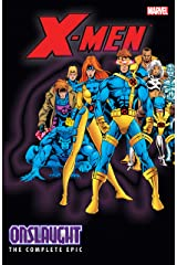 X-Men: The Complete Onslaught Epic - Book Four Kindle Edition
