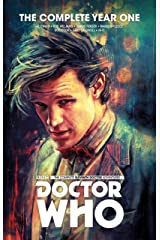 Doctor Who: The Eleventh Doctor Complete Year 1 Vol. 1 Kindle Edition