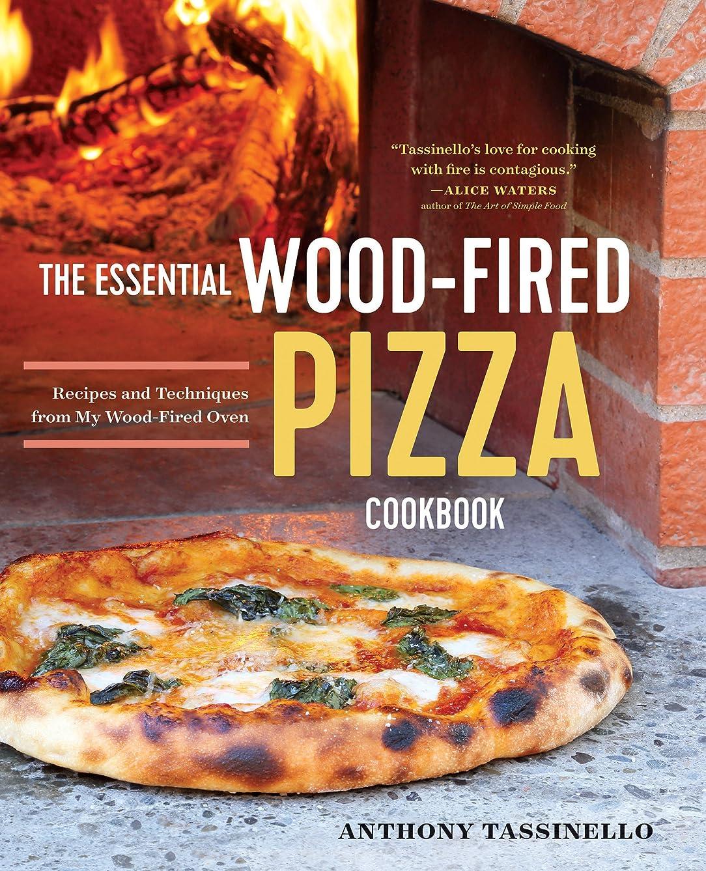 眠り評価する紫のThe Essential Wood Fired Pizza Cookbook: Recipes and Techniques From My Wood Fired Oven (English Edition)