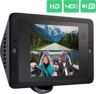 Owlcam: The 4G LTE Smart Dash Camera That Sends Video to Your Phone - Driving & Parked. Dual HD Cameras, Video Alerts, Live View, History, Crash Assist, Hands-Free Voice Control, 2-Way Talk (US Only)