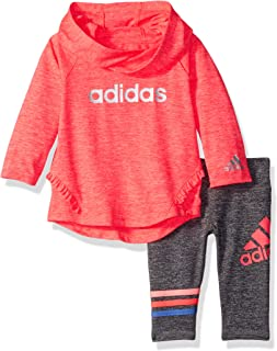 Baby Girls Hoodie and Legging Set