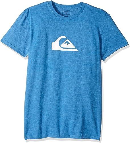 Quikargent T-shirt classique pour hommes
