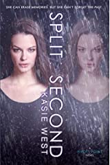 Split Second (Pivot Point Book 2) Kindle Edition