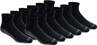 mens Dri-tech Moisture Control Quarter Socks Multipack
