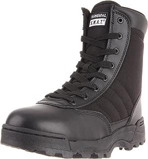 Original SWAT Uso Botas Side Zip, negro, 811152-39