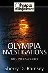 Olympia Investigations: The First Four Cases Kindle Edition