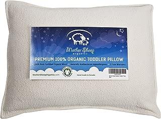 Best wool toddler pillow Reviews
