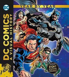 DC Comics: A Visual History, 8 Volume Set