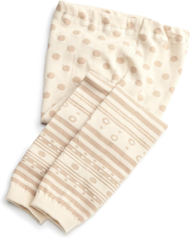 Jefferies Socks Little Girls' Dotty Spotty Capri