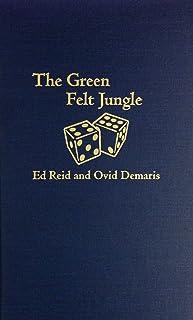 Green Felt Jungle