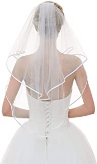 Special Offer Two Layers Wedding Veil Fashion Wedding Dress Accessories