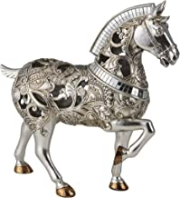 "OK Lighting 11.25"" H Langi Horse Decorative Objects And Figurines"