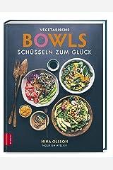 Vegetarische Bowls - Schüsseln zum Glück Copertina rigida