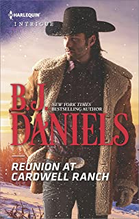 Reunion at Cardwell Ranch: A thrilling romantic suspense (Cardwell Cousins Book 5)