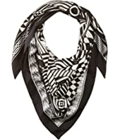 Versace - Graphic Print Scarf