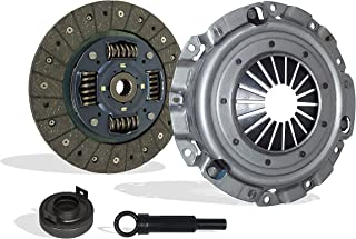 Clutch Kit Works With Mitsubishi Eclipse Gs Se Spyder Sport Convertible Hatchback 2-Door 2006-2012 2.4L L4 GAS SOHC Naturally Aspirated