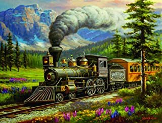 Rockland Express 500 Piece Jigsaw Puzzle by SunsOut