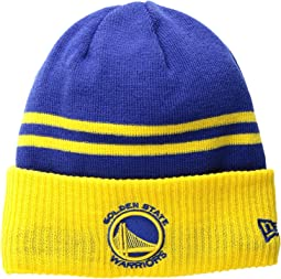 New Era - Arctic Trim Golden State Warriors