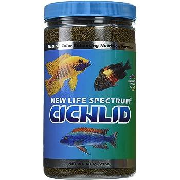 New Life Spectrum Naturox Series Cichlid Formula Supplement, 600g