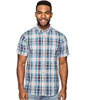 Royal Robbins - Mid-Coast Seersucker Plaid Short Sleeve