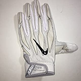 09ae9a62ba1d 2016 Season LEFT HAND ONLY Geoff Swain  87 Game Used - Nike Superbad 4.0  Football