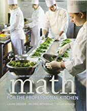 Best math in culinary arts Reviews