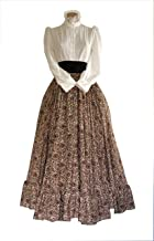 Civil War Era Victorian 3 pc Costume