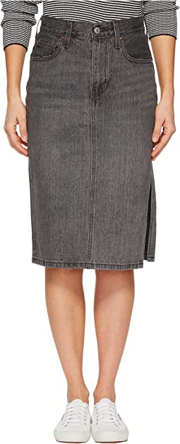 Levi's® Premium - Premium Side Slit Skirt