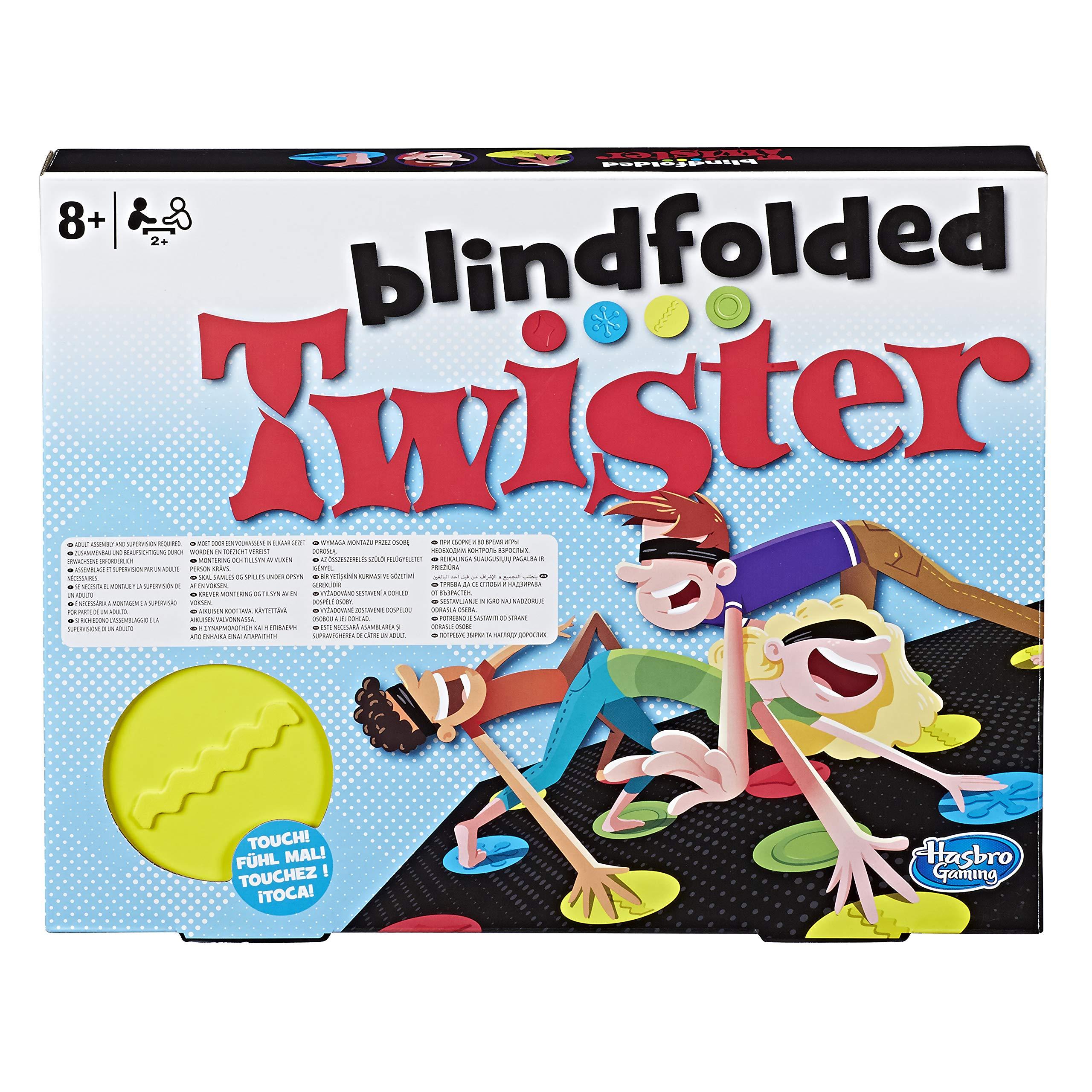 Blindfolded Twister: Amazon.es: Juguetes y juegos
