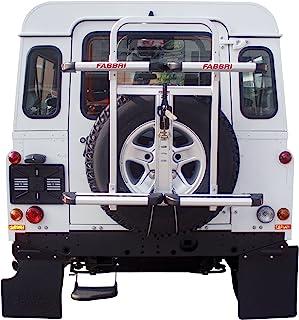 Fabbri 6950258Portaesquís con capacidad para rueda de reserva