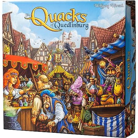 QuedlinburgのQuacks of Quedlinburg