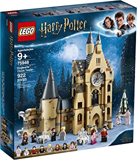 LEGO Harry Potter and The Goblet of Fire Hogwarts Clock Tower 75948 Building Kit, Toy for 8+ Year Old Boys and Girls, 2019
