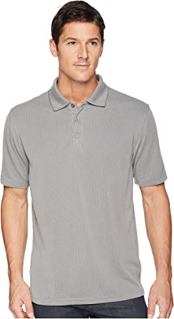 Short Sleeve Polynosic Polo