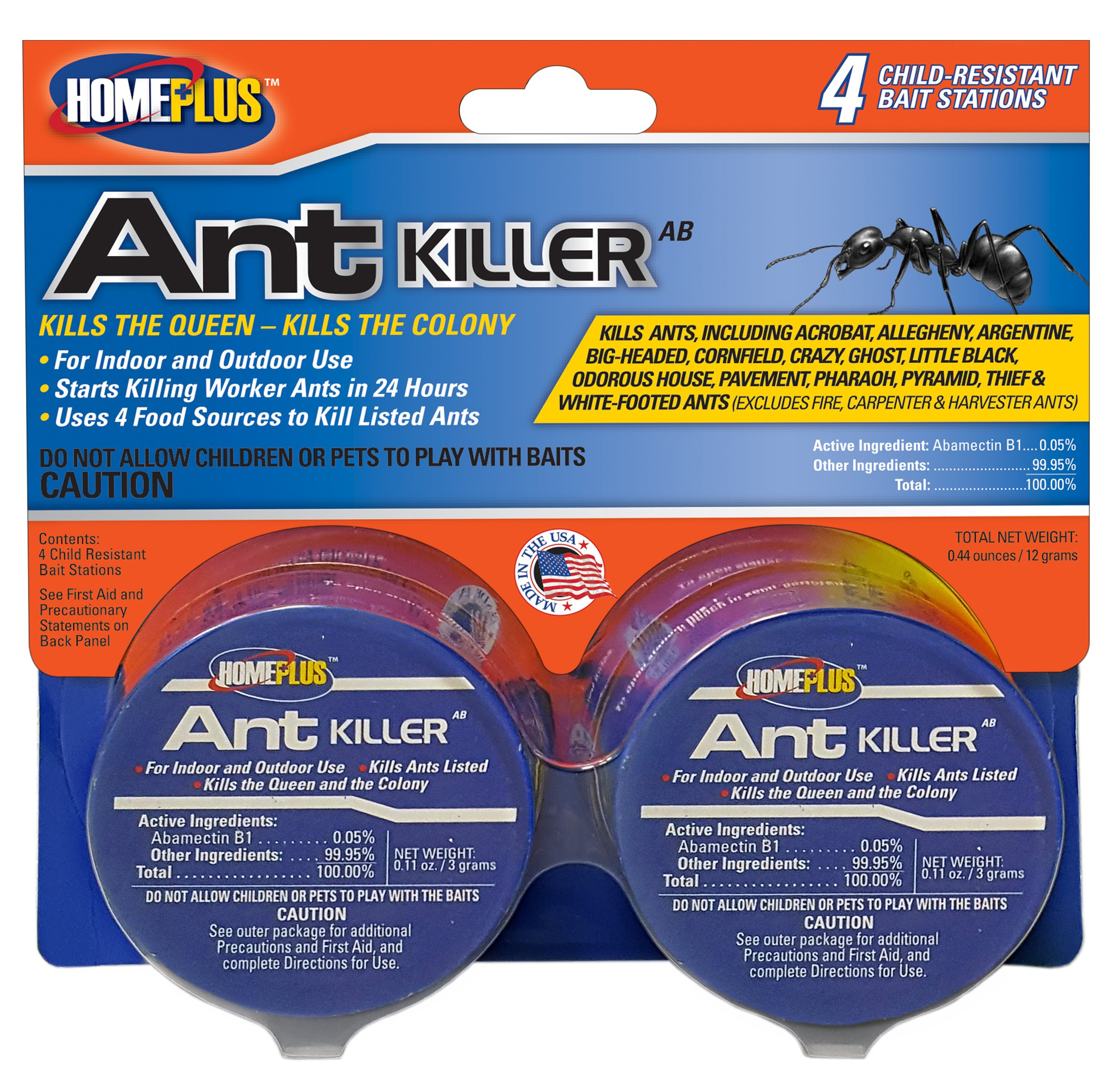 PIC Homeplus Killer Stations 4Count