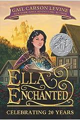 Ella Enchanted (Trophy Newbery) Kindle Edition