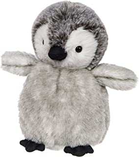 Mary Meyer Chillin' Arctic Stuffed Animal Soft Toy, Baby Penguin, 6-Inches