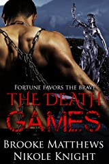 The Death Games: MM Fantasy Romance Kindle Edition