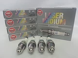 NGK 4904 Spark Plug - Pack of 4 (4904)