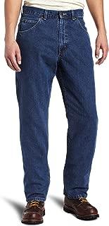 Key Industries Men's Ring Spun Denim 5-Pocket Jean
