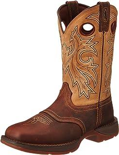 حذاء برقبة غربي للرجال 27.94 سم سهل الارتداء DB4442 من Durango
