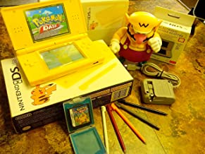 Ds Lite Yellow Pikachu