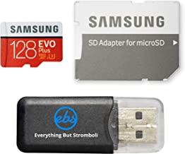 128GB Samsung Evo Plus Micro SDXC Class 10 UHS-1 128G Memory Card for Samsung Galaxy Note 8, S8, S8+ Plus, S7, S7 Edge, S5...