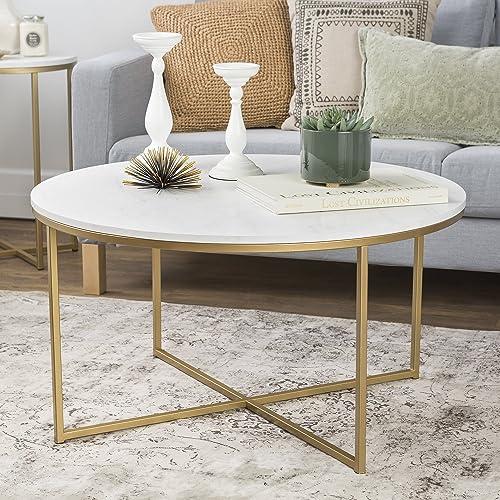 Marble Coffee Tables: Amazon.com